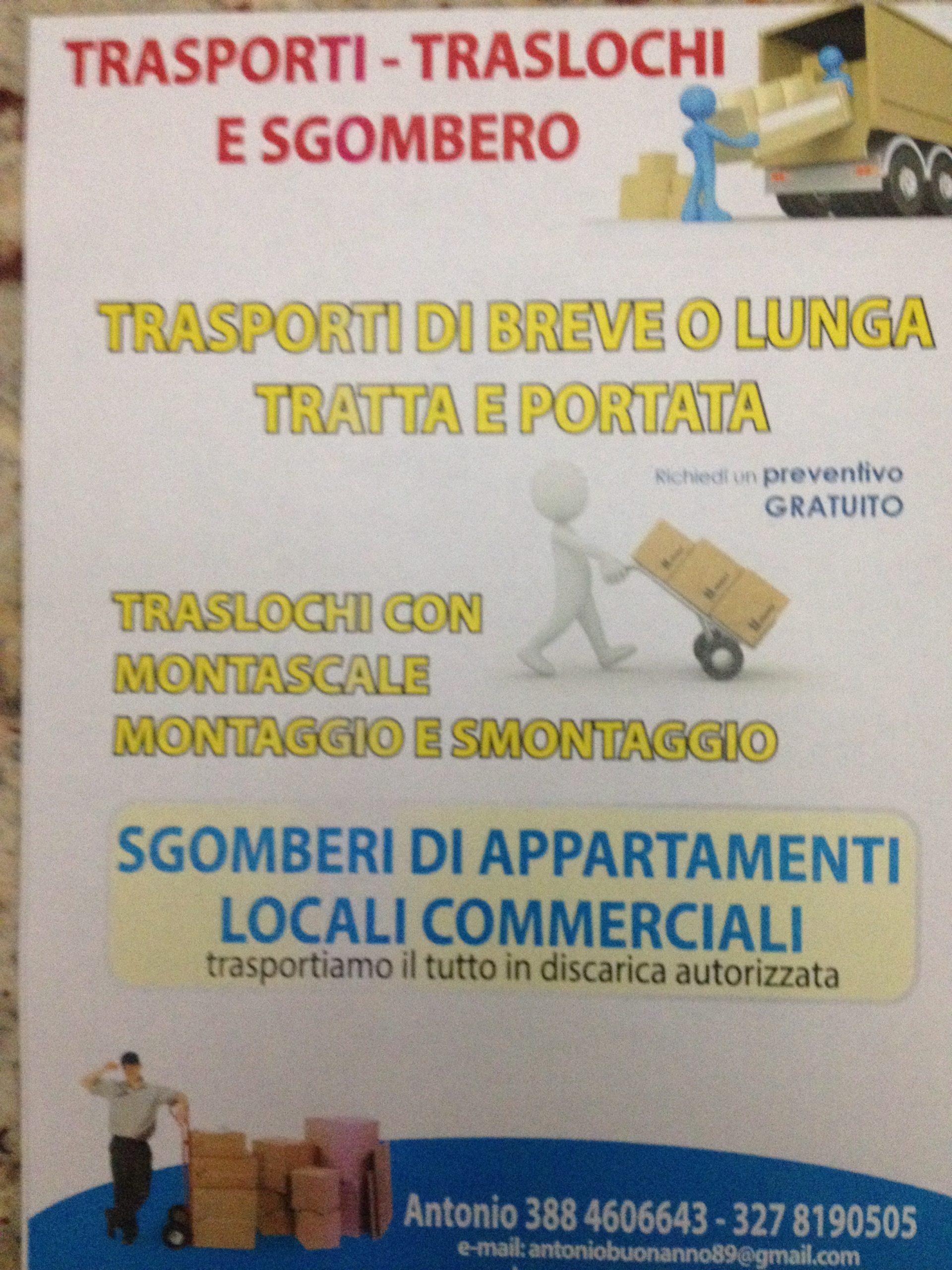 Svuota Appartamenti Gratis Firenze sgombero napoli - imprese svuota tutto