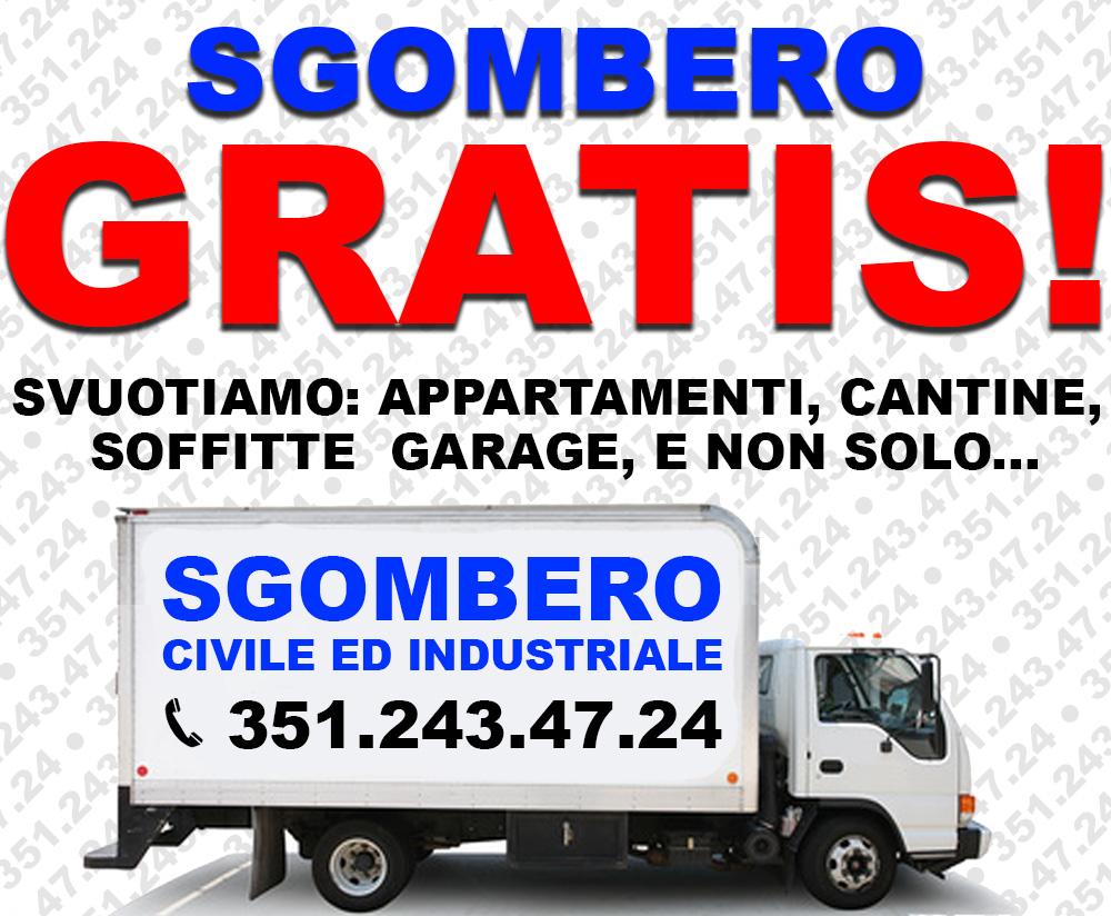 Svuota Appartamenti Gratis Firenze sgombero gratis ritiro ingombrate - salerno e provincia